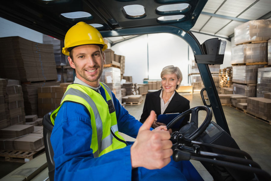 How To Get Forklift Certification License Requirements Training Cost