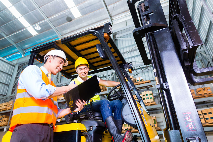 forklift driver job description operators duties responsibilities - Duties Of A Forklift Operator
