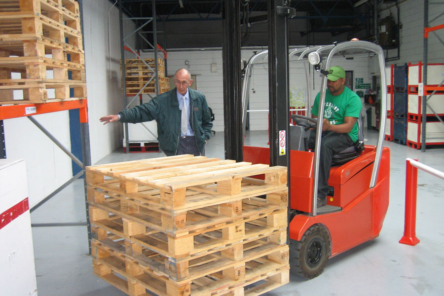 Train The Trainer Forklift Certification Requirements Courses